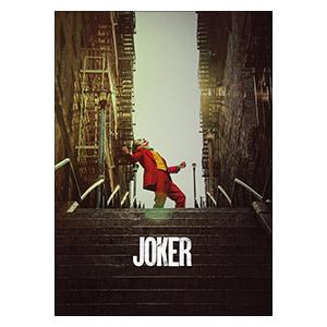 Панорамный постер Joker
